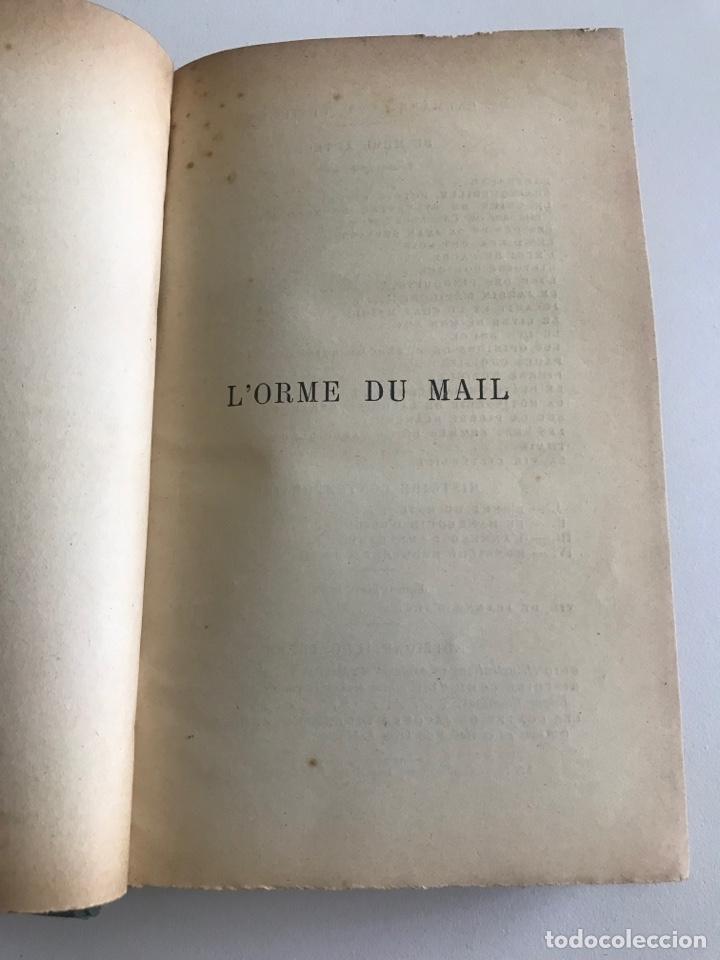 Libros antiguos: Historie contemporaine l'orme du mail.19x12cm.editado en francés - Foto 7 - 283831733