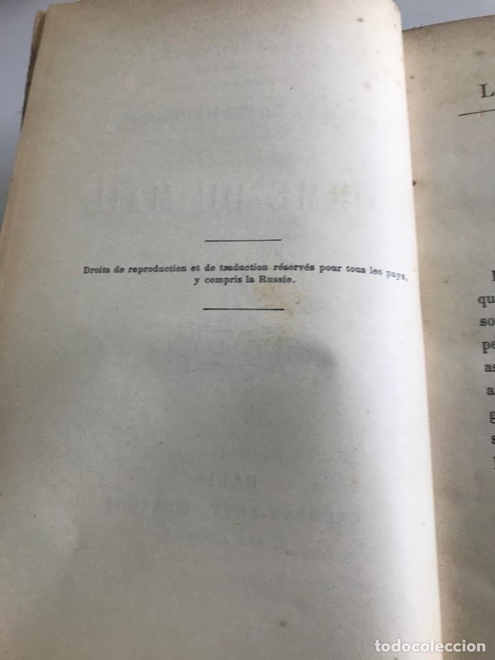 Libros antiguos: Historie contemporaine l'orme du mail.19x12cm.editado en francés - Foto 10 - 283831733