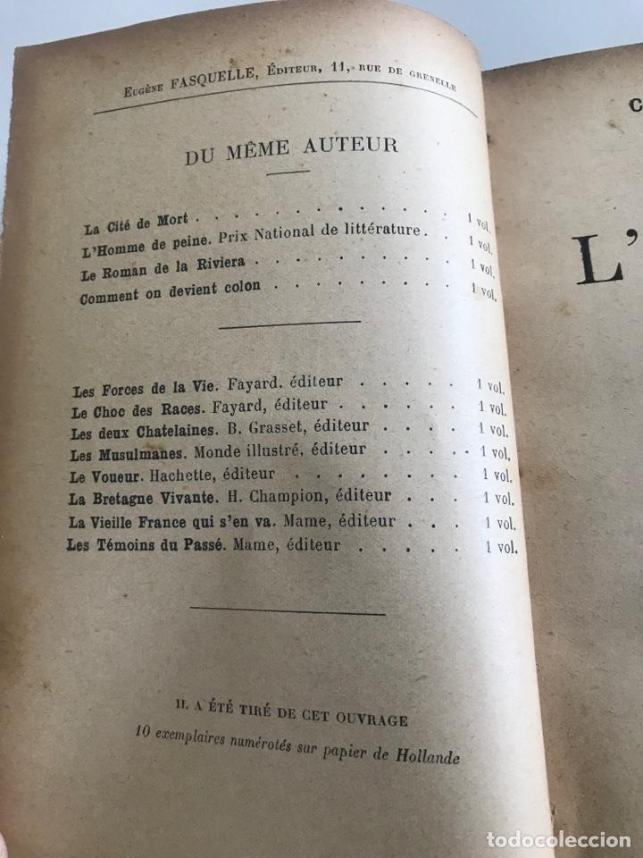 Libros antiguos: Charles Geniaux L'ocean 19x12cm editado en francés - Foto 8 - 283832288