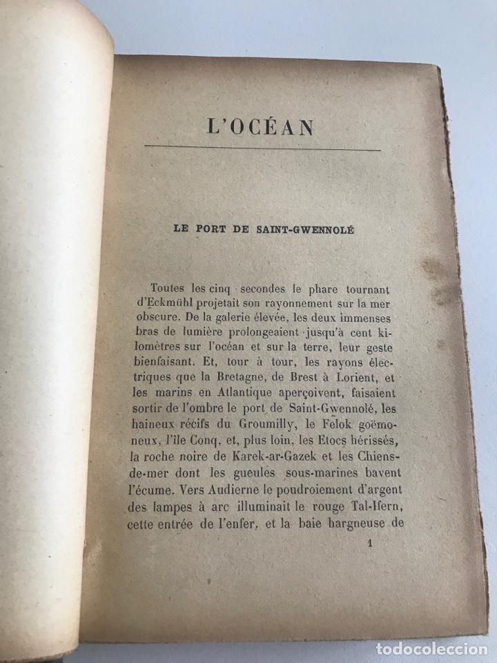 Libros antiguos: Charles Geniaux L'ocean 19x12cm editado en francés - Foto 11 - 283832288
