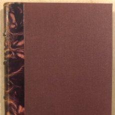 Libros antiguos: LA ÉPOCA DE PABLO ASTARLOA Y JUAN ANTONIO MOGUEL. JUSTO GÁRATE. IMPRENTA PROVINCIAL 1936. Lote 284620033