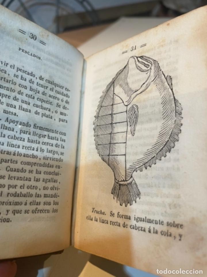 Libros antiguos: GASTRONOMÍA - NUEVO ARTE DE COCINA SACADO DE LA ESCUELA DE LA ESPERENCIA ECONÓMICA SU AUTOR JUAN ALT - Foto 3 - 284628878