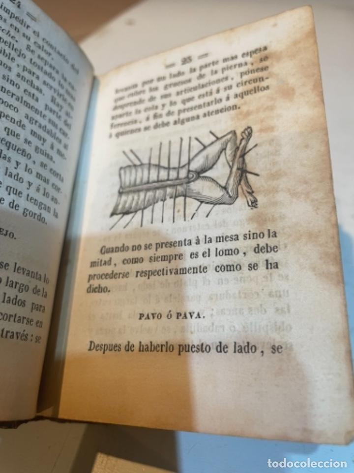 Libros antiguos: GASTRONOMÍA - NUEVO ARTE DE COCINA SACADO DE LA ESCUELA DE LA ESPERENCIA ECONÓMICA SU AUTOR JUAN ALT - Foto 4 - 284628878