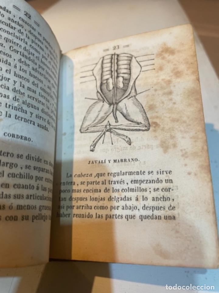 Libros antiguos: GASTRONOMÍA - NUEVO ARTE DE COCINA SACADO DE LA ESCUELA DE LA ESPERENCIA ECONÓMICA SU AUTOR JUAN ALT - Foto 5 - 284628878