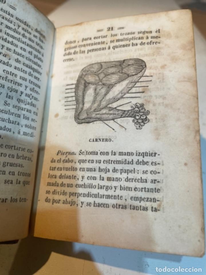 Libros antiguos: GASTRONOMÍA - NUEVO ARTE DE COCINA SACADO DE LA ESCUELA DE LA ESPERENCIA ECONÓMICA SU AUTOR JUAN ALT - Foto 6 - 284628878