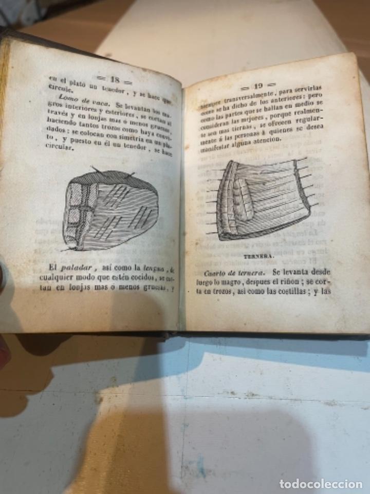 Libros antiguos: GASTRONOMÍA - NUEVO ARTE DE COCINA SACADO DE LA ESCUELA DE LA ESPERENCIA ECONÓMICA SU AUTOR JUAN ALT - Foto 7 - 284628878