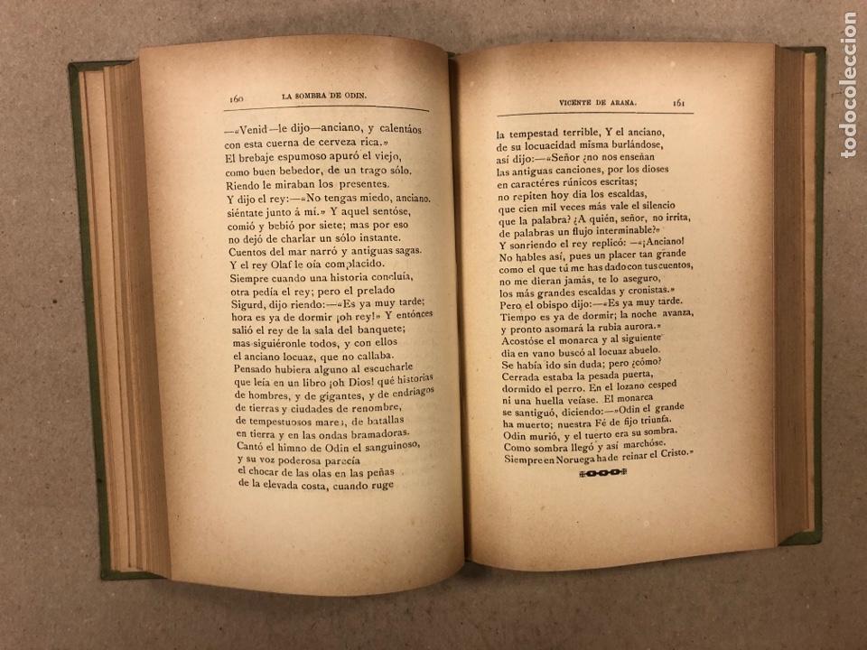 Libros antiguos: LEYENDAS DEL NORTE. VICENTE DE ARANA. IMPRENTA DE LA ILUSTRACIÓN 1890. - Foto 7 - 284660188