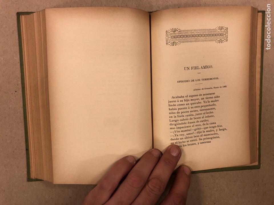 Libros antiguos: LEYENDAS DEL NORTE. VICENTE DE ARANA. IMPRENTA DE LA ILUSTRACIÓN 1890. - Foto 9 - 284660188