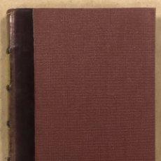 Libros antiguos: EL DOCTOR PERU ABARCA. JUAN ANTONIO DE MOGUEL. IMP. Y LIB. JULIÁN DE ELIZALDE 1881. EUSKERA CASTELLA. Lote 284668988