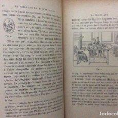 Libros antiguos: LA GRAVURE EN PIERRES FINES, CAMÉES ET INTAILLES ERNEST BABELON, 1894. EN FRANCÉS. Lote 284702688