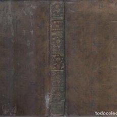 Libros antiguos: LETTRES FAMILIERES DU PRESIDENT MONTESQUIEU. EDICIÓN 1767. Lote 284707248