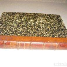 Libros antiguos: 1888 TRAITÉ DE CHARPENTE EN BOIS GUSTAVE OSLET. Lote 285049133