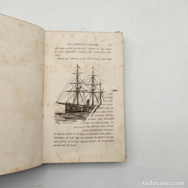 Libros antiguos: LES MERVEILLES DE LART NAVAL. LEON RENARD. L.HACHETTE ET CIE. 1866. 318 PAGS. - Foto 4 - 285155833