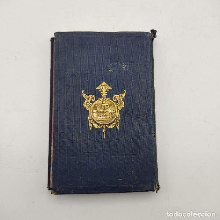 Libros antiguos: LES MERVEILLES DE LART NAVAL. LEON RENARD. L.HACHETTE ET CIE. 1866. 318 PAGS. - Foto 5 - 285155833
