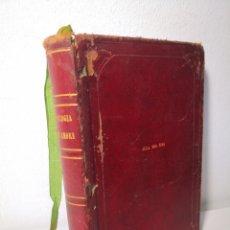 Libros antiguos: 1873 - FISIOLOGIA DEL AMOR, PAOLO MANTEGAZZA.. Lote 285275258