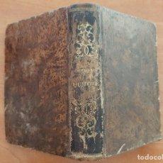 Libros antiguos: 1829 DON QUIJOTE - CERVANTES -TOMO II / TRES GRABADOS. Lote 285396353