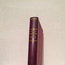 Libros antiguos: LIBRO - PROFUNDIDADES DE ESPAÑA - ROBERT SCHWOB - EDITADO EN 1929 (HISTORIA, ARTE, CLÁSICOS, RARO). Lote 285400398