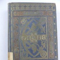 Libros antiguos: EL NABAB POR ALFONSO DAUDET BIBLIOTECA ARTE Y LETRAS AÑO 1882. Lote 285435893