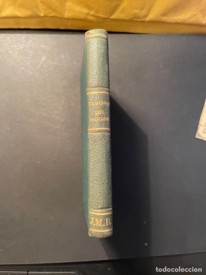 Libros antiguos: GASTRONOMIA - TESORO COMPLETO DEL HOGAR DOMESTICO POR D. EMETERIO A Y RODRIGUEZ - 1884 BILBAO IMP. V - Foto 3 - 285435943