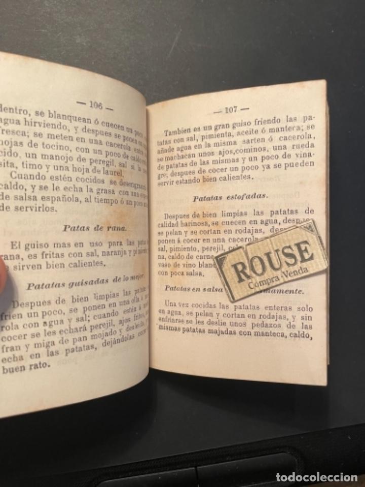 Libros antiguos: GASTRONOMIA - TESORO COMPLETO DEL HOGAR DOMESTICO POR D. EMETERIO A Y RODRIGUEZ - 1884 BILBAO IMP. V - Foto 5 - 285435943
