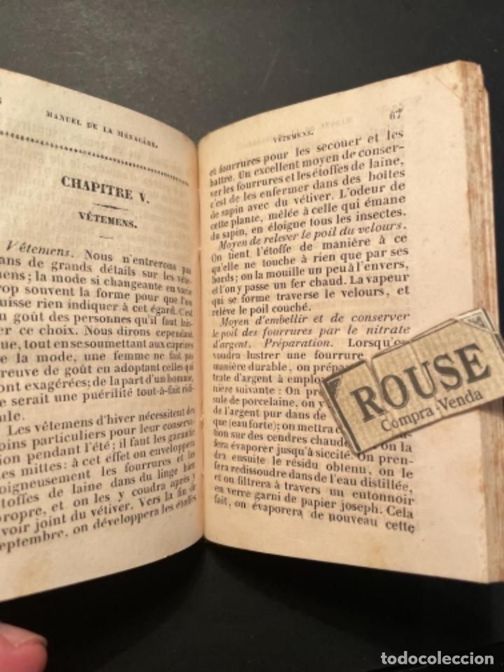 Libros antiguos: GASTRONOMIA - TESORO COMPLETO DEL HOGAR DOMESTICO POR D. EMETERIO A Y RODRIGUEZ - 1884 BILBAO IMP. V - Foto 10 - 285435943