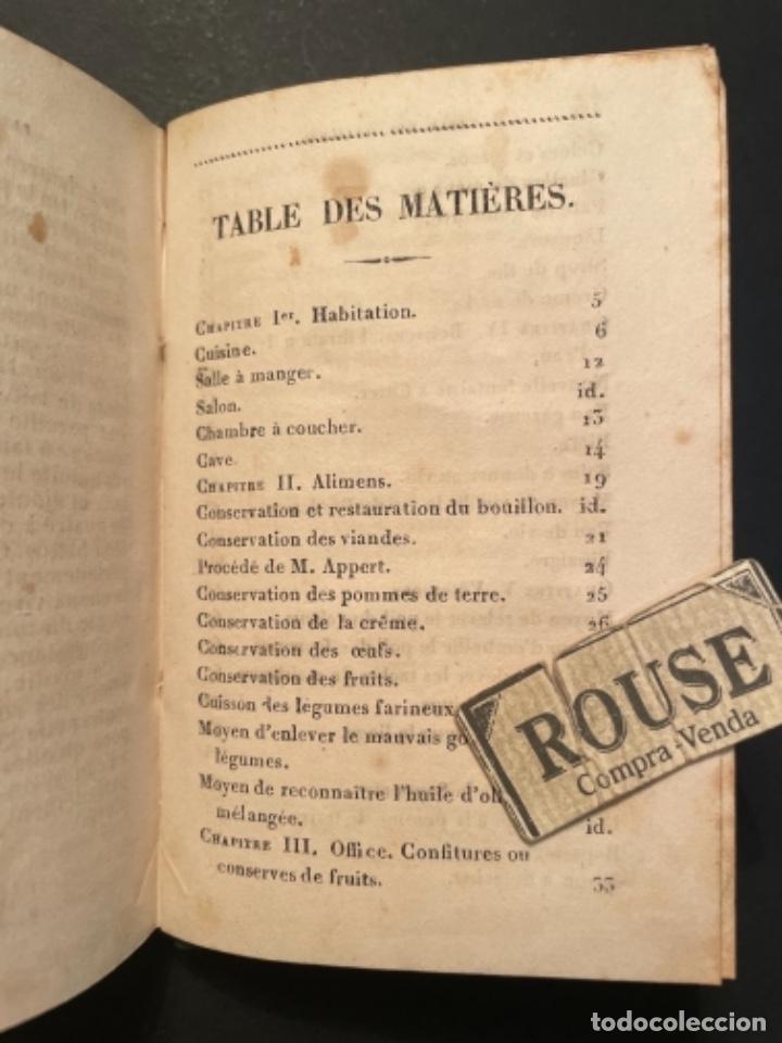 Libros antiguos: GASTRONOMIA - TESORO COMPLETO DEL HOGAR DOMESTICO POR D. EMETERIO A Y RODRIGUEZ - 1884 BILBAO IMP. V - Foto 11 - 285435943