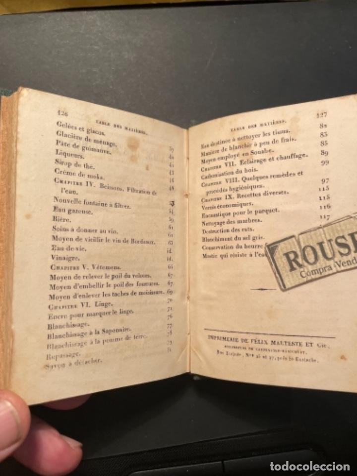 Libros antiguos: GASTRONOMIA - TESORO COMPLETO DEL HOGAR DOMESTICO POR D. EMETERIO A Y RODRIGUEZ - 1884 BILBAO IMP. V - Foto 12 - 285435943