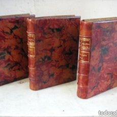 Libros antiguos: MANUSCRITO ,ORIGINAL EN TRES VOLÚMENES ,UN SOLDADO ESPAÑOL DE VEINTE SIGLOS,1874,GÓMEZ DE ARTECHE J.. Lote 285480918