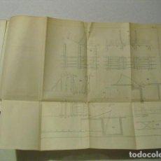 Libros antiguos: 1847 PUENTES LEVADIZOS LUIS GAUTIER. Lote 285519173