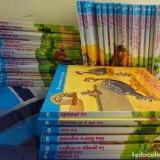 Libros antiguos: COLECCIÓN DE 60 LIBROS DE LOS ANIMALES DE LA GRANJA DE PLANETA AGOSTINI, 2011, PERFECTO ESTADO. Lote 285632818