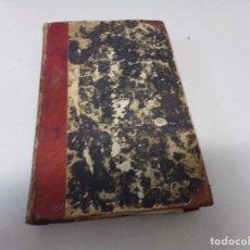 Libros antiguos: TRATADO ELEMENTAL DE DIBUJO LINEAL CON APLICACIONES A LAS ARTES. JOSÉ ORIOL BERNADET. AÑO 1858. Lote 286347803