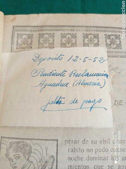 Libros antiguos: NOVELA MADRE EDIT.GUERRI VALENCIA - ALMERÍA CENTRO SUSCRIPCIÓN 3 TOMOS COMPLETA - Foto 3 - 286443578