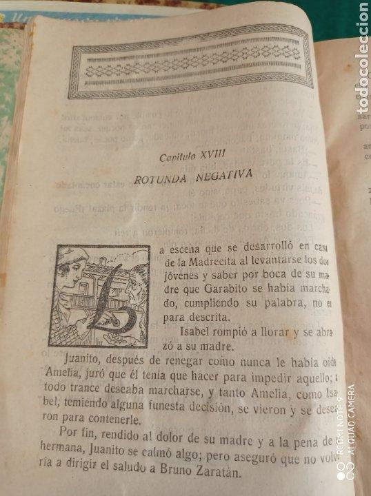 Libros antiguos: NOVELA MADRE EDIT.GUERRI VALENCIA - ALMERÍA CENTRO SUSCRIPCIÓN 3 TOMOS COMPLETA - Foto 5 - 286443578