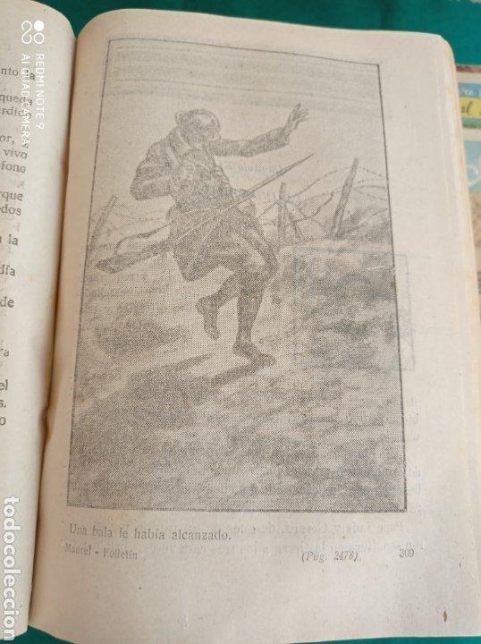 Libros antiguos: NOVELA MADRE EDIT.GUERRI VALENCIA - ALMERÍA CENTRO SUSCRIPCIÓN 3 TOMOS COMPLETA - Foto 6 - 286443578