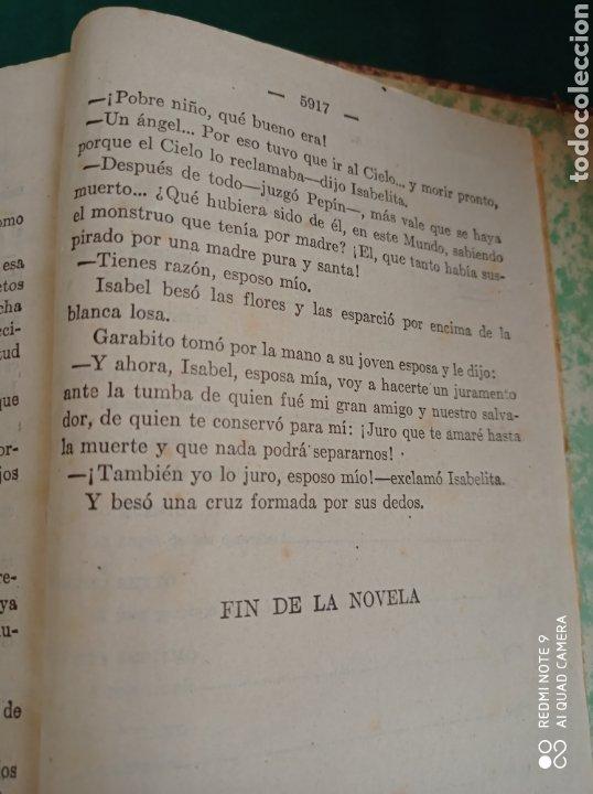 Libros antiguos: NOVELA MADRE EDIT.GUERRI VALENCIA - ALMERÍA CENTRO SUSCRIPCIÓN 3 TOMOS COMPLETA - Foto 7 - 286443578