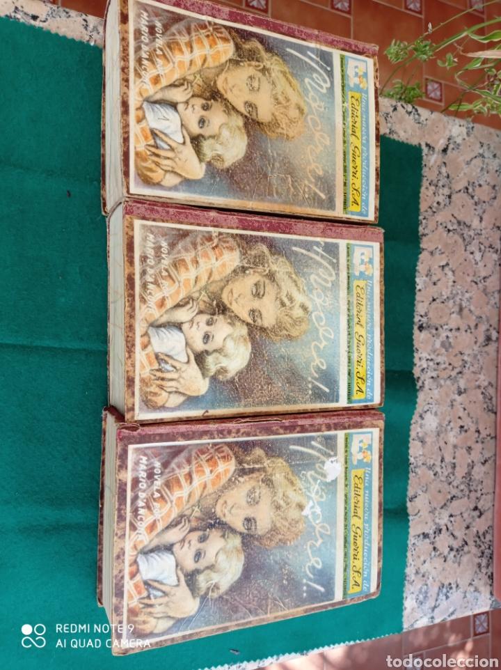 Libros antiguos: NOVELA MADRE EDIT.GUERRI VALENCIA - ALMERÍA CENTRO SUSCRIPCIÓN 3 TOMOS COMPLETA - Foto 10 - 286443578