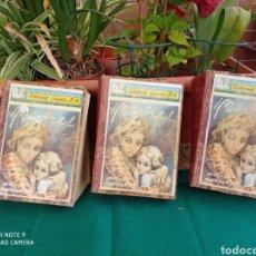 Libros antiguos: NOVELA MADRE EDIT.GUERRI VALENCIA - ALMERÍA CENTRO SUSCRIPCIÓN 3 TOMOS COMPLETA. Lote 286443578