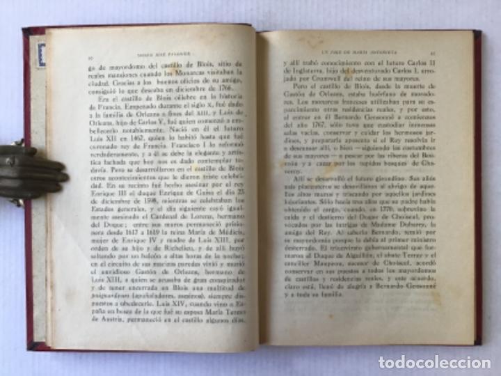 Libros antiguos: UN PAJE DE MARÍA ANTONIETA. Apuntes históricos de la Revolución francesa. - PALOMER, José. - Foto 3 - 286609378