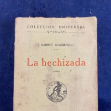 Libros antiguos: LA HECHIZADA. Lote 286805208