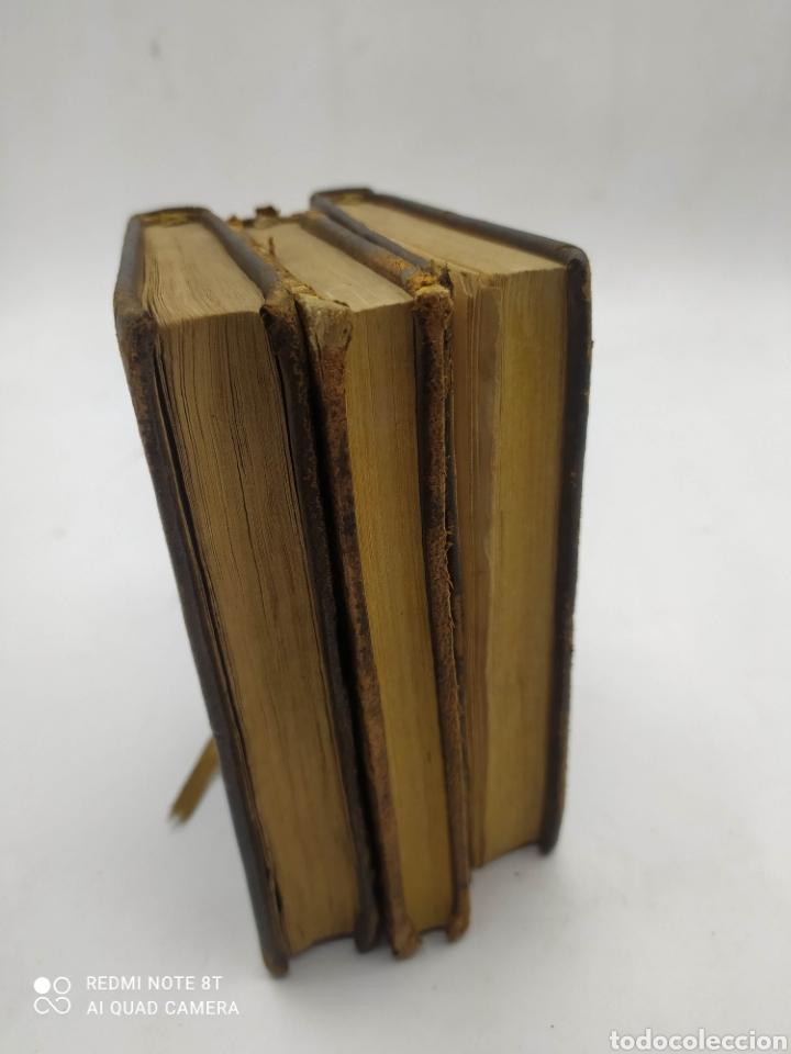 Libros antiguos: M. De Florian. Theatre(1789) 1 y 2 y Fables (1793) - Foto 3 - 286856473