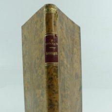 Libros antiguos: OBRAS DE HIPOCRATES AFORISMOS - HIPOCRATES. Lote 286893458
