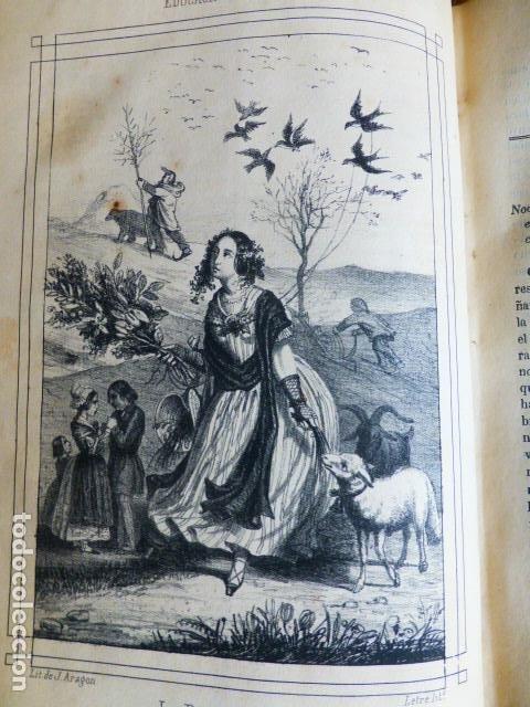 Libros antiguos: EDUCACIÓN PINTORESCA PARA NIÑOS TOMÓ I MADRID IMPRENTA DE MIGUEL CAMPO REDONDO 1857 - Foto 8 - 287721598