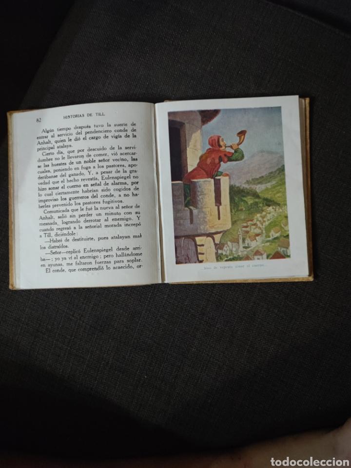 Libros antiguos: HISTORIAS DE TILL EULENSPIEGEL , EDITORIAL ARALUCE , REF 139 - Foto 3 - 287789908