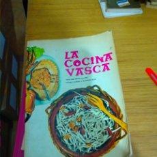 Libros antiguos: LA COCINA VASCA. Lote 287861798