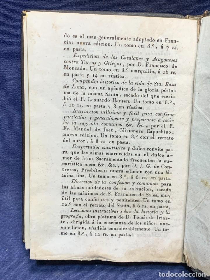 Libros antiguos: DISCURSO SOBRE LAS PENAS MANUEL DE LARDIZABAL Y URIBE 2ª EDICION 1828 15X10X3CMS - Foto 7 - 287916708