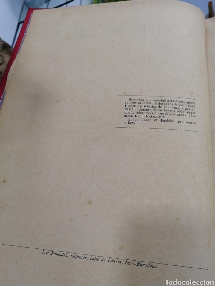 Libros antiguos: Tomos Carpinteria antigua y moderna 1893 - Foto 3 - 287930838