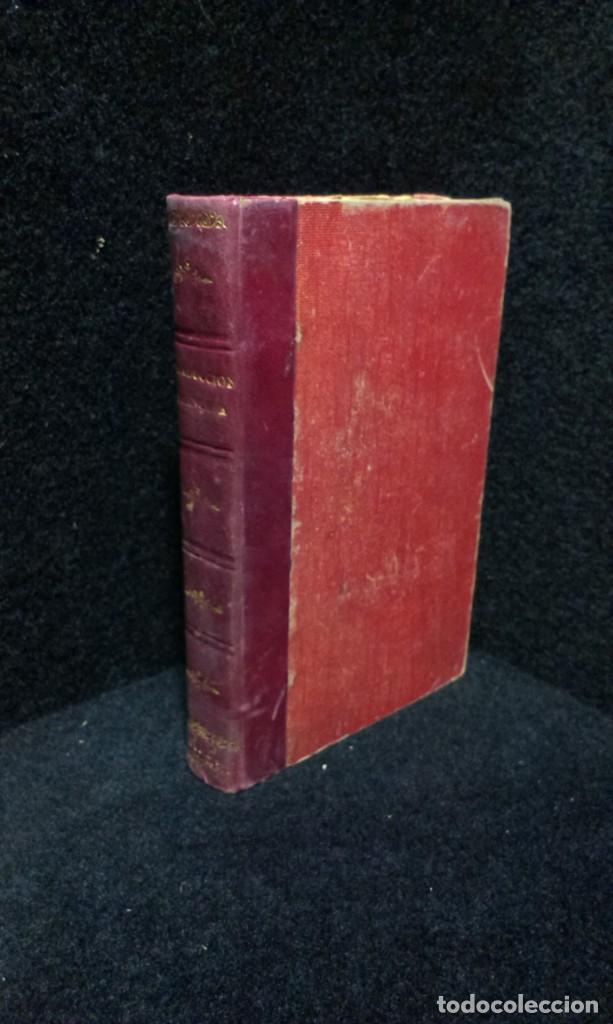 MORCEAUX CHOISIS - ANSELMO ARENAS LOPEZ VALENCIA 1911 EJERCICIOS DE LECTURA (Libros Antiguos, Raros y Curiosos - Otros Idiomas)