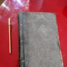 Libri antichi: MOTIN DE ESQUILACHE ,MANTOS CAPAS Y SOMBREROS , MANUEL FERNANDEZ Y GONZALEZ , TOMO I , 1870 , REF139. Lote 288013248