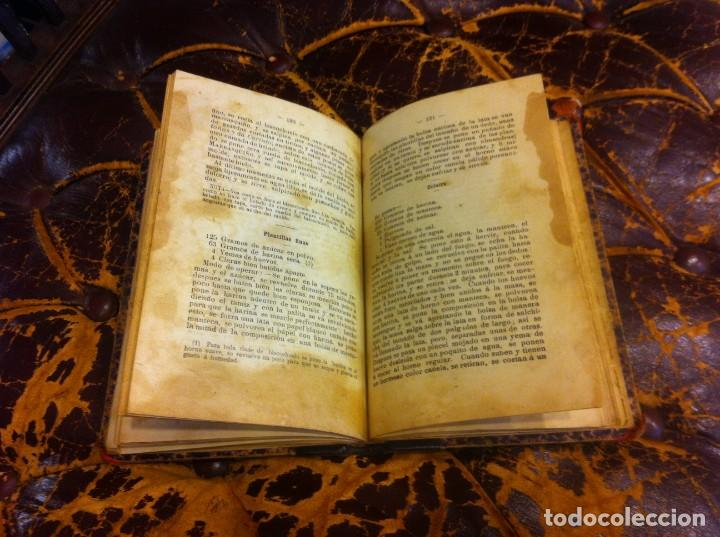 Libros antiguos: FRANCISCO FIGUEREDO. EL ARTE CULINARIO. ESCUELA DE COCINA Y PASTELERÍA MODERNA. 1889. BUENOS AIRES. - Foto 8 - 288075893