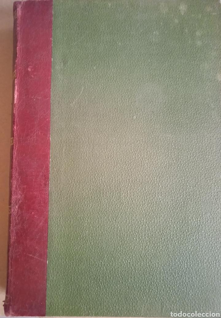 Libros antiguos: Construcción general libro antiguo - Foto 2 - 288104273